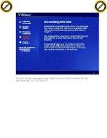 Giáo trình hướng dẫn tìm hiểu về lợi ích của việc backup system và các bước thực hiện phần 4 docx
