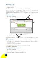 Giáo trình hướng dẫn cách làm việc với Range và Cells trên trong Microsoft excel phần 8 pptx