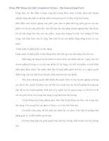 Nghiên cứu mức độ ảnh hưởng của cạnh tranh tới sự tồn tại và phát triển ngành dệt may Việt Nam - 3 pdf