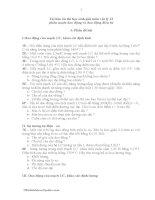 Tài liệu ôn thi học sinh giỏi môn vật lý 12 pdf