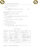 Giáo trình hướng dẫn cách sử dụng bất đẳng thức cauchy và điều kiện để thỏa đẵng thức cauchy phần 8 doc