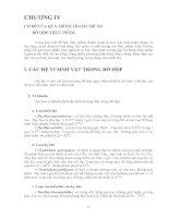 Giáo trình CÔNG NGHỆ CHẾ BIẾN THỰC PHẨM ĐÓNG HỘP - Chương 4 pptx