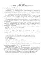 Bài giảng kỹ thuật thi công - Chương 2 doc