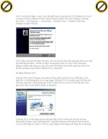 Giáo trình hướng dẫn sử dụng software để cài đặt chống phân mảng trên PC phần 7 ppt