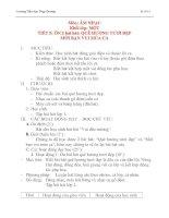 Giáo án âm nhạc lớp 3: ÔN 2 bài hát: QUÊ HƯƠNG TƯƠI ĐẸP- MỜI BẠN VUI MÚA CA ppt