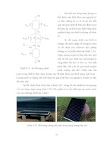 Giáo trình hướng dẫn cơ bản cách sử dụng các thiết bị lấy nguồn năng lượng mặt trời để sử dụng phần 7 ppsx