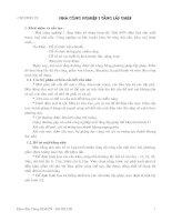 Kết cấu bê tông cốt thép : NHÀ CÔNG NGHIỆP 1 TẦNG LẮP GHÉP part 1 pps