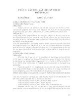 Vật liệu kỹ thuật - Phần 2 Các loại vật liệu kỹ thuật thông dụng - Chương 6 doc