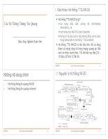 Hệ thống thông tin quang - Phần 1 pdf