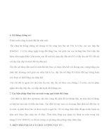 Giáo trình hướng dẫn cách bố trí tổng mặt bằng thi công một cách hợp lý phần 9 ppt