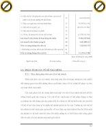 Giáo trình hướng dẫn cách xác định các loại lợi nhuận trong sản suất phần 7 pps