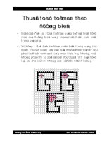Bài giảng đồ họa : Các thuật toán tô màu part 4 potx