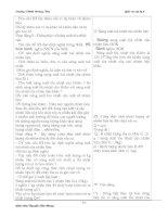 Giáo án Vật Lý lớp 8 ( cả năm ) part 10 ppt