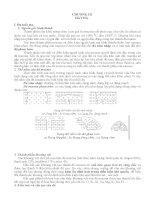 Giáo trình địa cơ - Chương 3 pps