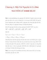 Chương 1: Một Vài Nguyên Lí Cơ Bản - NGUYÊN LÝ DIRICHLET_1 pot