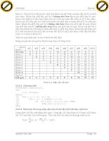 Giáo trình hướng dẫn kĩ thuật phân tích đánh giá giải thuật theo phương pháp tổng quan p6 pptx