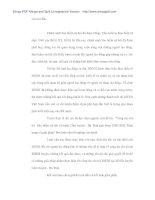Công tác chi trả Bào hiểm xã hội ở Cẩm Xuyên - Hà Tĩnh thực trạng và giải pháp - 1 doc