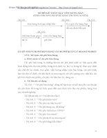 Hoàn thiện kế toán bán hàng tại Cty CP vật tư tổng hợp Xuân Trường - 2 pdf