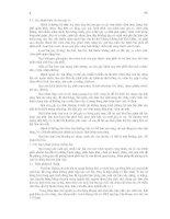 Bài giảng khoa học môi trường và sức khỏe môi trường part 10 pdf