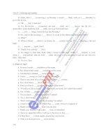sách hướng dẫn tiếng anh A1 học viện công nghệ bưu chính viễn thông phần 9 docx