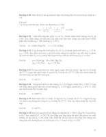 Bài tập kỹ thuật nhiệt part 6 potx