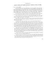 Giáo trình KỸ THUẬT NGUỘI - Chương 13 ppt