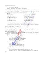 sách hướng dẫn tiếng anh A1 học viện công nghệ bưu chính viễn thông phần 10 ppsx