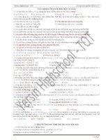 Trắc nghiệm Điện tích định luật Cu Lông pps