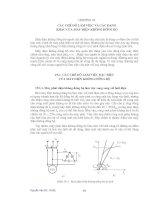 Chương 19 Các chế độ làm việc và các dạng khác của máy điện không đồng bộ ppt