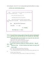 Bài số 12 Past Continuous(thì quá khứ tiếp diễn)(I was doing) pot