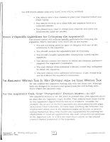 writing skills gre gmat phần 2 potx