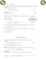 Giáo trình hướng dẫn cách thực hiện một chuỗi các phép toán thuộc trường số phức phần 10 ppt