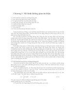 Giáo trình thông tin số - Chương 3 Mô hình không gian tín hiệu pot