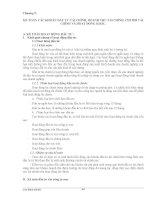 Chương 9: KẾ TOÁN CÁC KHOẢN ĐẦU TƯ TÀI CHÍNH, DOANH THU TÀI CHÍNH, CHI PHÍ TÀI CHÍNH VÀ HOẠT ĐỘNG KHÁ doc
