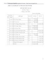 Hoàn thiện kế toán bán hàng tại Cty CP vật tư tổng hợp Xuân Trường - 7 pdf