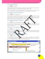 Giáo trình hướng dẫn thực hiện một chương trình lập trình đơn giản trên cùng một mô-đun phần 9 pdf