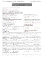Bài tập chuyên đề vật lý: ôn tập sóng cơ học - phần 1 pps