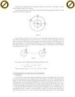 Giáo trình hướng dẫn những vấn đề cơ bản của thiên văn và cấu trúc của khoa học tự nhiên phần 7 potx