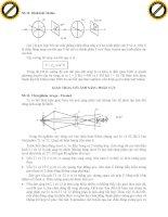 Giáo trình hướng dẫn tìm biên độ chấn động tại một điểm đi qua tâm phần 8 pps
