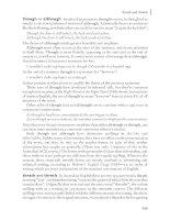 The Cambridge Guide to Australian English Usage phần 10 pot