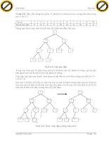 Giáo trình hướng dẫn kĩ thuật phân tích đánh giá giải thuật theo phương pháp tổng quan p8 docx