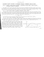 Cơ sở lý thuyết điều khiển tự động - Phần 1 Hệ thống điều chỉnh tuyến tính liên tục - Chương 3 ppsx