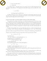 Giáo trình hướng dẫn tìm biên độ chấn động tại một điểm đi qua tâm phần 3 pot