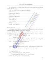sách hướng dẫn tiếng anh A2 hệ đại học từ xa học viện công nghệ bưu chính viễn thông phần 6 pdf