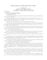 KẾT CẤU BÊ TÔNG CỐT THÉP : NHỮNG VẤN ĐỀ CƠ BẢN VỀ KẾT CẤU BÊ TÔNG CỐT THÉP part 1 ppsx
