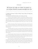 Kế toán xây dựng cơ bản - Chương 2 pptx