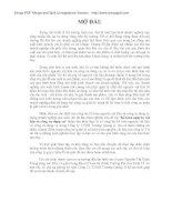 luận văn kế tóan nguyên vật liệu công cụ dụng cụ - 1 pdf