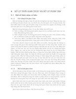 HỆ THỐNG ĐIỀU KHỂN PHÂN TÁN - CHƯƠNG 4 potx