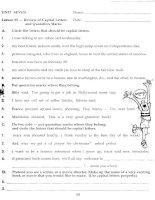 power drill grammar book phần 8 pot