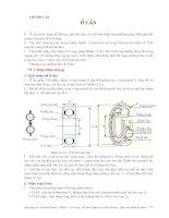 Cơ sở thiết kế máy - Phần 3 Các chi tiết máy đỡ nối - Chương 11 ppsx